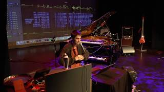 Jacob Collier workshop Norway may 2017 about Microtones