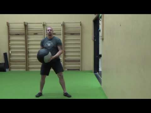 Lateral Med Ball Toss Quick Fix