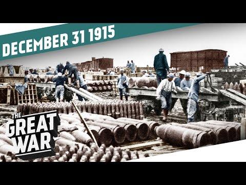 Přípravy na rok 1916