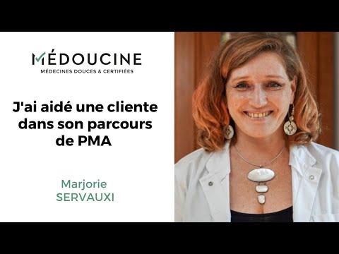 J'ai aidé une cliente dans son parcours de PMA - Marjorie Servaux