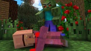 Villager Life I   Minecraft Animation
