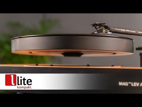 Mag-Lev ML1 - der schwebende Plattenspieler - vorgestellt