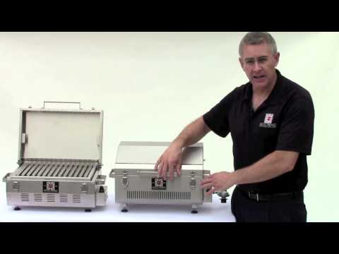 Solaire Grills Tour: Anywhere & Everywhere Portable Infrared Grill