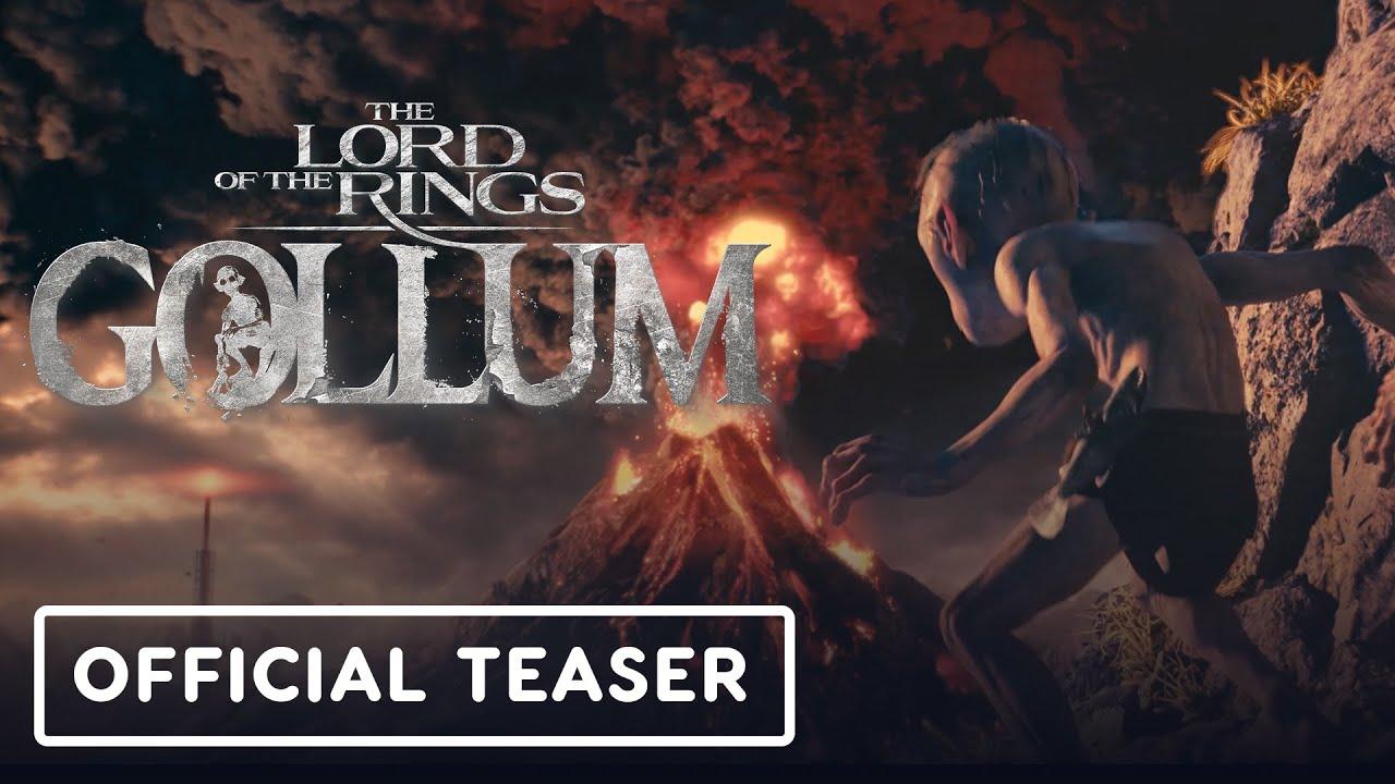 《魔戒 咕嚕》首段預告片公開,遊戲將登陸PS5/Xbox Series X/PC平台。 Maxresdefault