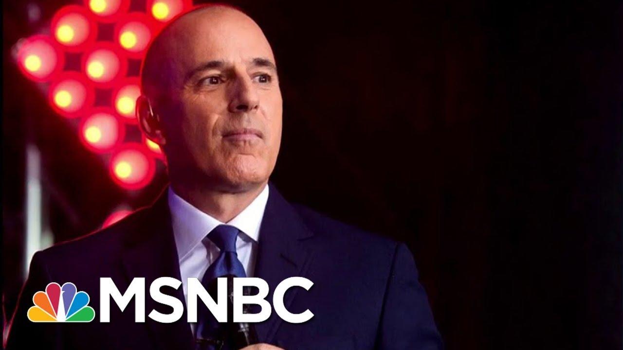 After Matt Lauer's Statement, A Talk About Power And Culture | Morning Joe | MSNBC thumbnail