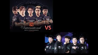 TI9 TNC VS KEEN GAMING) GAME 2 GROUP STAGE