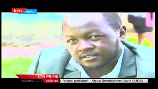 KTN Prime: A mother's pain as her son is murdered at KIU in mysterious circumstances, 16/11/16