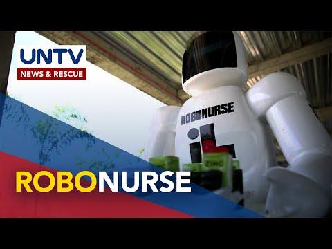 [UNTV]  Taguig City, gagamit ng 'Robonurse' sa pag-aalaga sa COVID-19 patients
