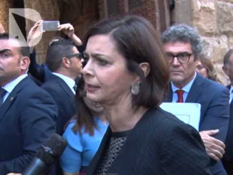 Laura Boldrini - video
