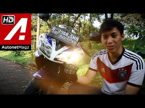 Review Yamaha R15 Indonesia