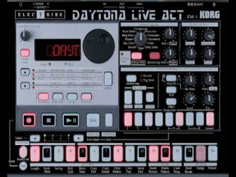 DAYTONA - Hey you mother fucker !!! Nicholas Wood Remix