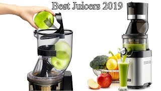 Top 7 Juicers 2019 You Can Buy right Now - Best Slow Juicers On Amazon.