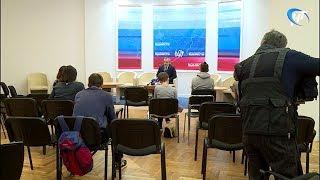 Окуловскую ЦРБ ждёт ремонт и новый главный врач