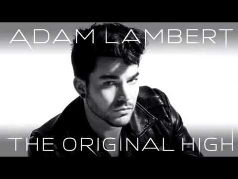 There I Said It Lyrics – Adam Lambert