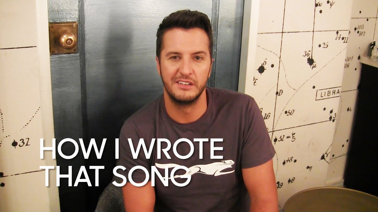"How I Wrote That Song: Luke Bryan ""Strip It Down"" thumbnail"