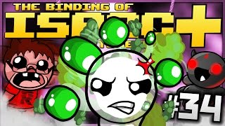 The Binding of Isaac: Afterbirth+: ALL OR EXPLOSIVE NOTHING! (Episode 34 - Greedier - Lost)