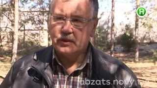 """Кандидат в президенты и его """"домик"""". - Абзац! - 14.04.2014"""