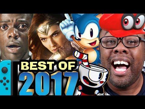 BEST OF 2017 – Black Nerd RANTS