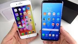 iPhone 8 Plus vs Galaxy S9 Plus: Full Comparison