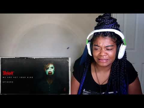 Slipknot - Spider (We Are NOT Your Kind) REACTION!!!!
