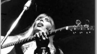 Joni Mitchell live at Red Rocks 1983 god must be a boogie ma