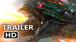 "TRANSFORMERS 5 ""Dragons"" Trailer (2017) Blockbuster, Action Movie HD"