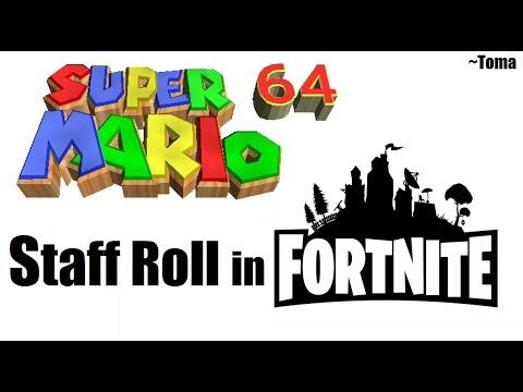 Mario 64 Theme