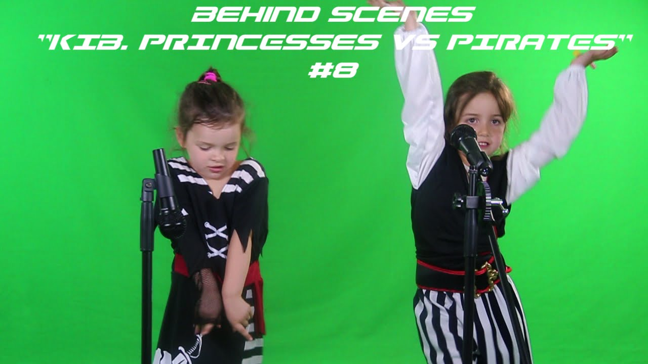 "Behind the Scenes: ""KIB. Princess VS Pirates"" #8"
