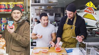 Brad and Andy Try to Make the Perfect Pizza Sauce | Making Perfect: Episode 2 | Bon Appétit
