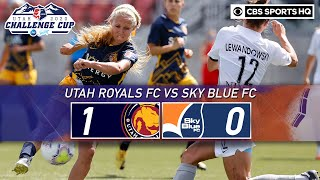 2020 NWSL Highlights: Utah Royals FC vs. Sky Blue FC | CBS Sports HQ