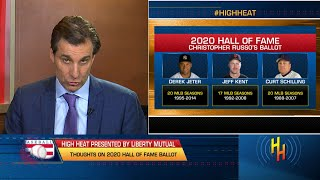 Chris Russo Reveals His 2020 Hall Of Fame Ballot