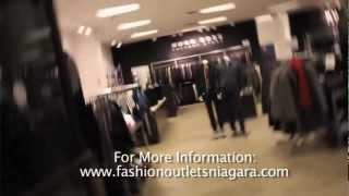 Old Fort Niagara and Niagara Fashion Outlets with tripcentral.ca