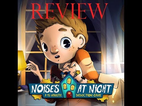Noises at Night Review: Deduce me!!!!!