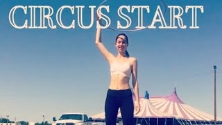 How To Do A Circus Start