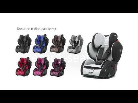 Автокресло RECARO Young Sport Hero Prime Mat Black