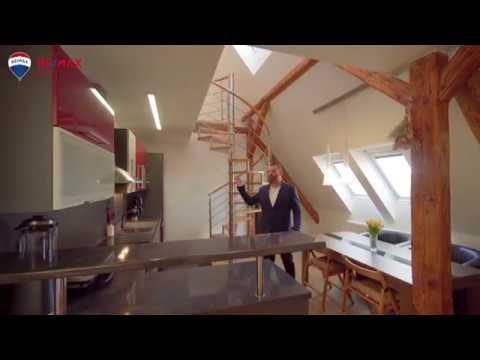 Video z << Prodej mezonetového bytu v osobním vlastnictví 106 m2, Brno-Černovice >>