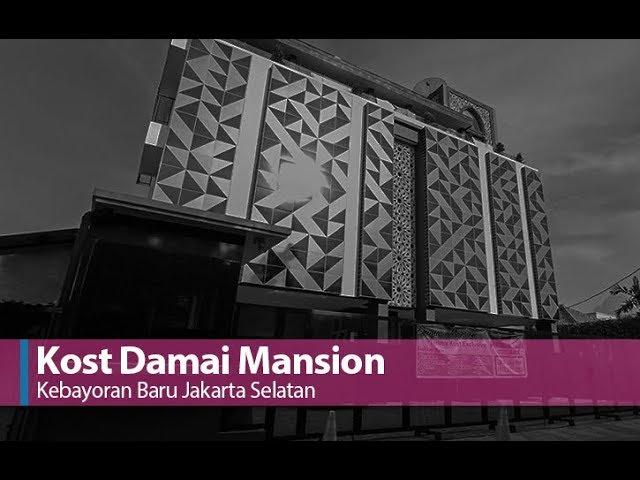 Kost Damai Mansion