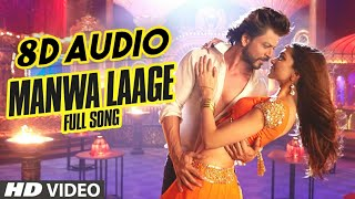 Manwa Laage 8D | Happy New Year | Shahrukh Khan | Arijit Singh, Shreya ghoshal | Manwa Laage 3D Song