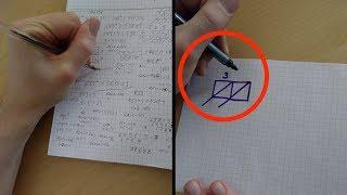 5 математических трюков, которым не учат в школе. №3 просто супер!