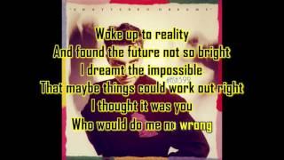 "Johnny Hates Jazz - Shattered Dreams (12"" single with lyrics)"