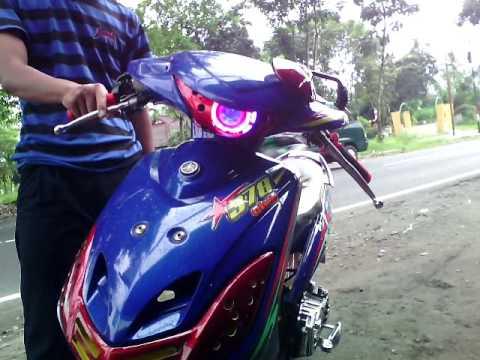 Video Modifikasi Lampu Mio Sporty TERBARU ( By Team SSS Magelang )