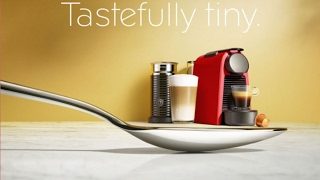 Essenza Mini machine: How to use your Aeroccino milk frother