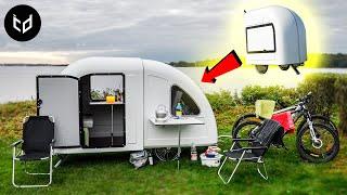 Cozy BIKE CAMPERs | Micro Mobile Caravans For Camping