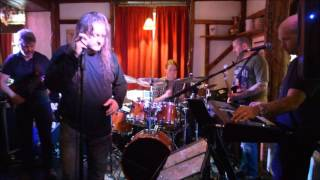 Legacy at the Tickled Trout playing \'The Chain