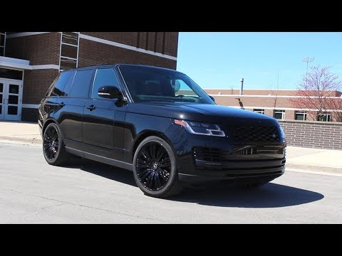 The BRAND NEW 2018 Range Rover Supercharged Is PERFECT! (when it works)