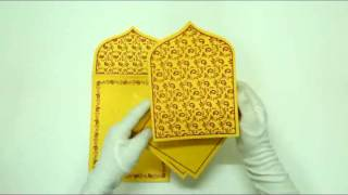 DIY Hindu Wedding Invitation Cards | Unique Wedding Card Designs | IndianWeddingCards