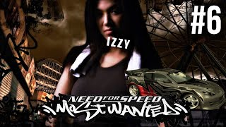 Need for Speed Most Wanted 2005 Gameplay Walkthrough Part 6 - BLACKLIST #12 RX-8 IZZY • GameRiotArmy