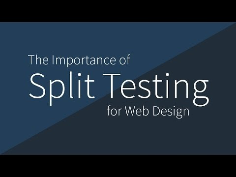The Importance of Split Testing for Web Design