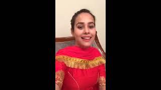 Sunanda Sharma  First Live  Jatt Yamla  New Punjabi Song  Must Watch  2016