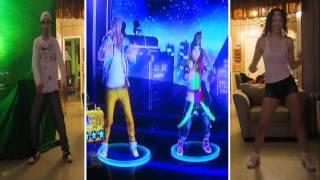 Dance Central 2 : Turn me On (Co-op Hard Gold Stars) Hi-Def